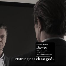 David Bowie - Nothing Has Changed - 3 CD - компилация