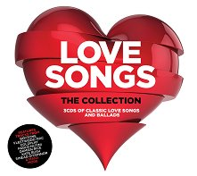 Love songs: The Collection - 3 CD - компилация