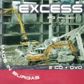 EXCESS - MG Project 2CD + DVD -