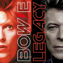 David Bowie Legacy - The very best of - 2 CD Deluxe - компилация