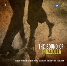 The Sound of Piazzolla - 2 CDs - албум