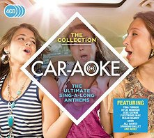 The Collection Car-aoke - 4 CD - албум