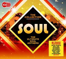 The Collection Soul - 4 CD - компилация