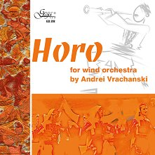 Andrei Vrachanski - Horo for Wind Orchesrea -