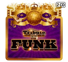 Tribute to the Funk - 2 CD - компилация