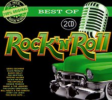 Best of Rock'n'Roll: 50 HIts - 2 CD Box -