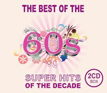 The Best Of The 60's - 2 CD Box - компилация