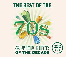 The Best Of The 70's - 2 CD Box - компилация