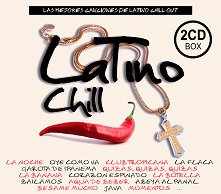 Latino Chill - 2 CD Box -