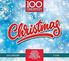 100 Greatest Christmas - 5 CD - компилация