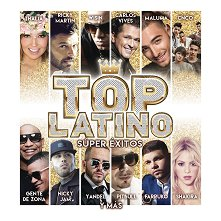 Top Latino: Super Exitos - албум