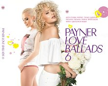 Payner Love Ballads - Vol. 6 - Love song compilation - CD - албум