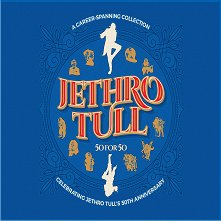 Jethro Tull: 50 for 50 - 3 CD -