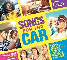 Songs for the Car - 4 CD - компилация