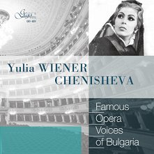 Famous opera voices of Bulgaria - Yulia Wiener Chenisheva -
