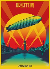 Led Zeppelin - Celebration Day - Blu-ray + 2 CD + Bonus DVD - компилация