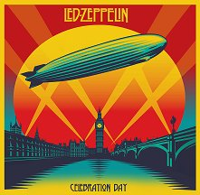 Led Zeppelin - Celebration Day - DVD + 2 CD - компилация