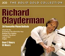 Richard Clayderman - The Solid Gold Collection -